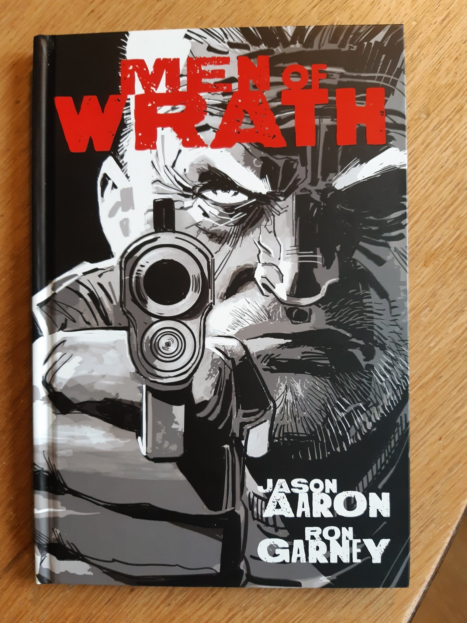 Men of wrath. Jason Aaron