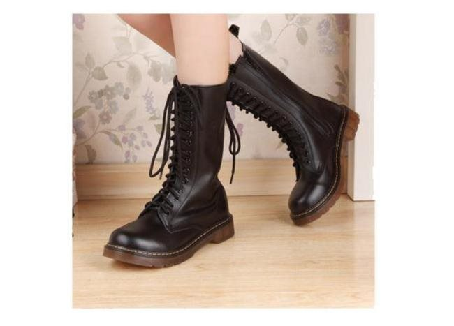 93b77974fa7 strl. 35 HELT NYA stövlar kängor boots.. (213746112) ᐈ Minsko-nu på ...