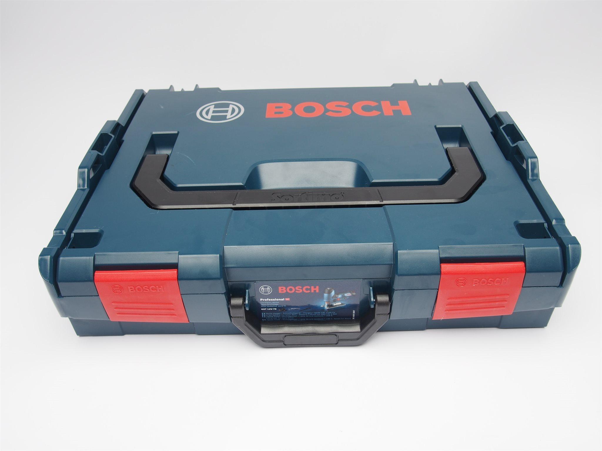 Bosch blå Sortimo L-BOXX 102 systainer på Tradera.com - Maskintillbehör
