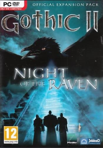 Gothic 2 Night of the Raven Exp. (PC)