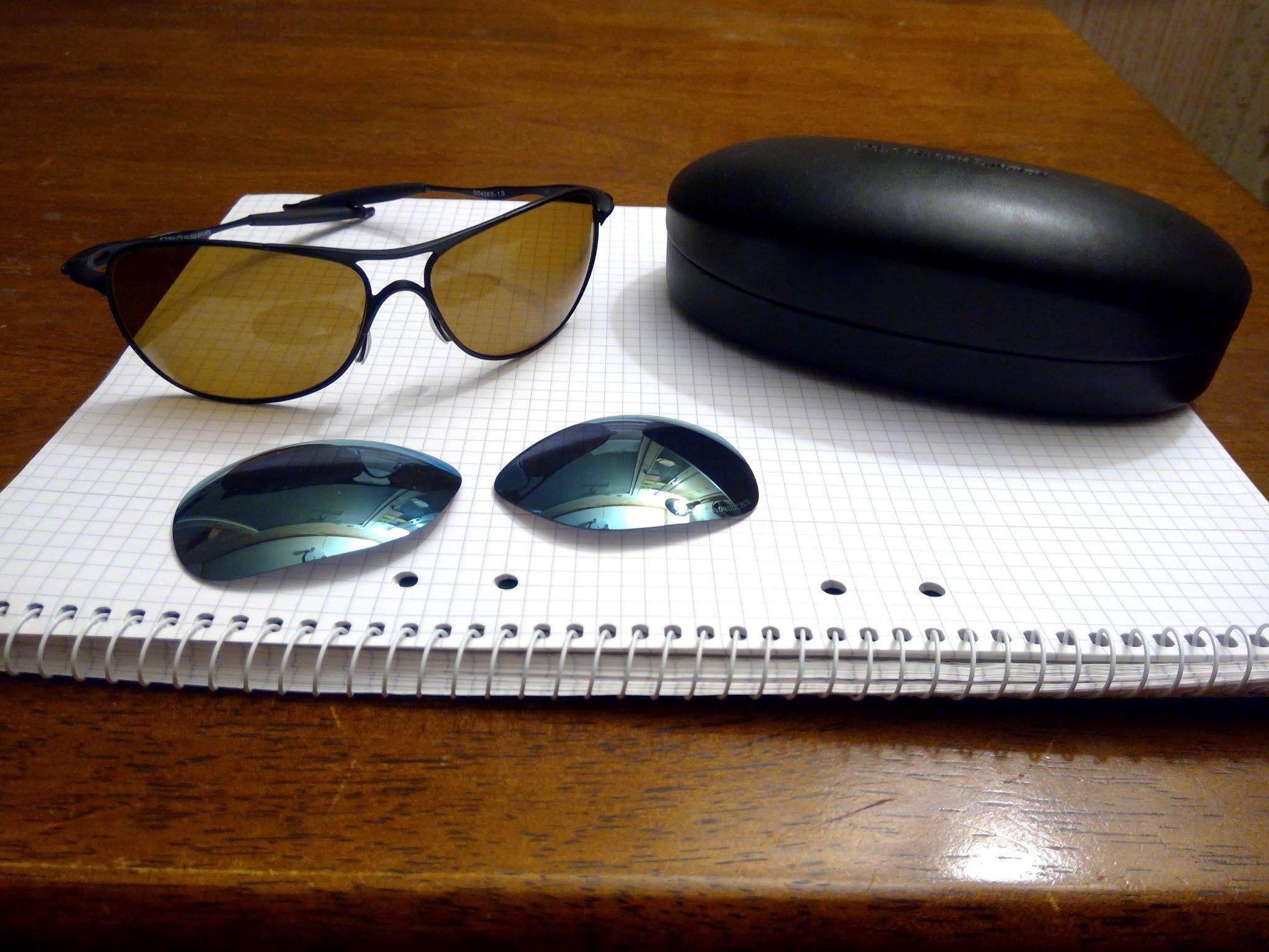 Oakley Crosshair Hög Kvalitets Solglasögon me.. (355807159