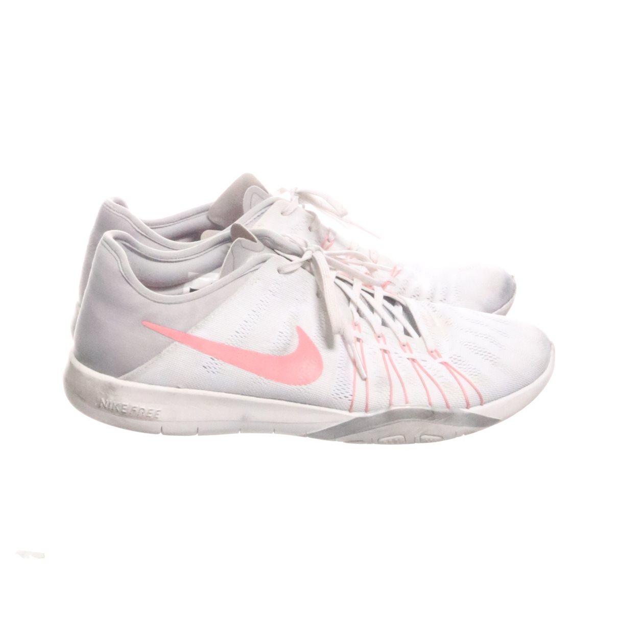 size 40 e6ff1 97e8a ... Dam  separation shoes 99476 662d7 Nike, Träningsskor, Strl 40, Free,  GråRosaVit