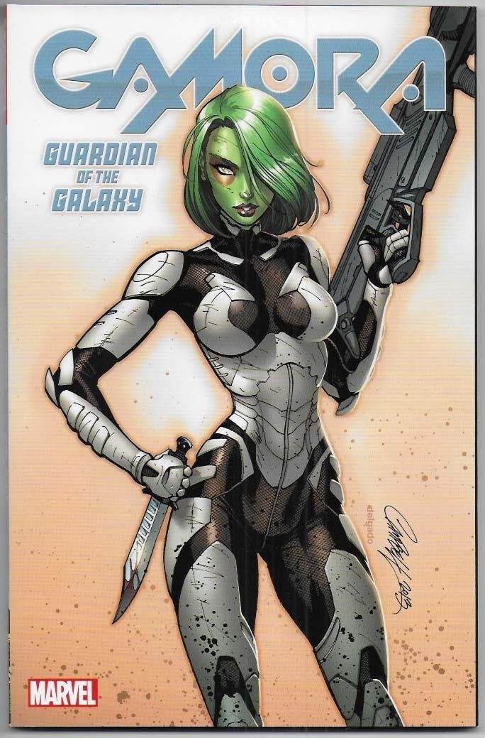 Gamora: Guardian of The Galaxy TP NM