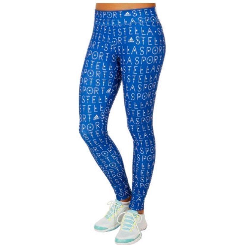 Stellasport adidas logo leggings (393070440) �?Köp på Tradera