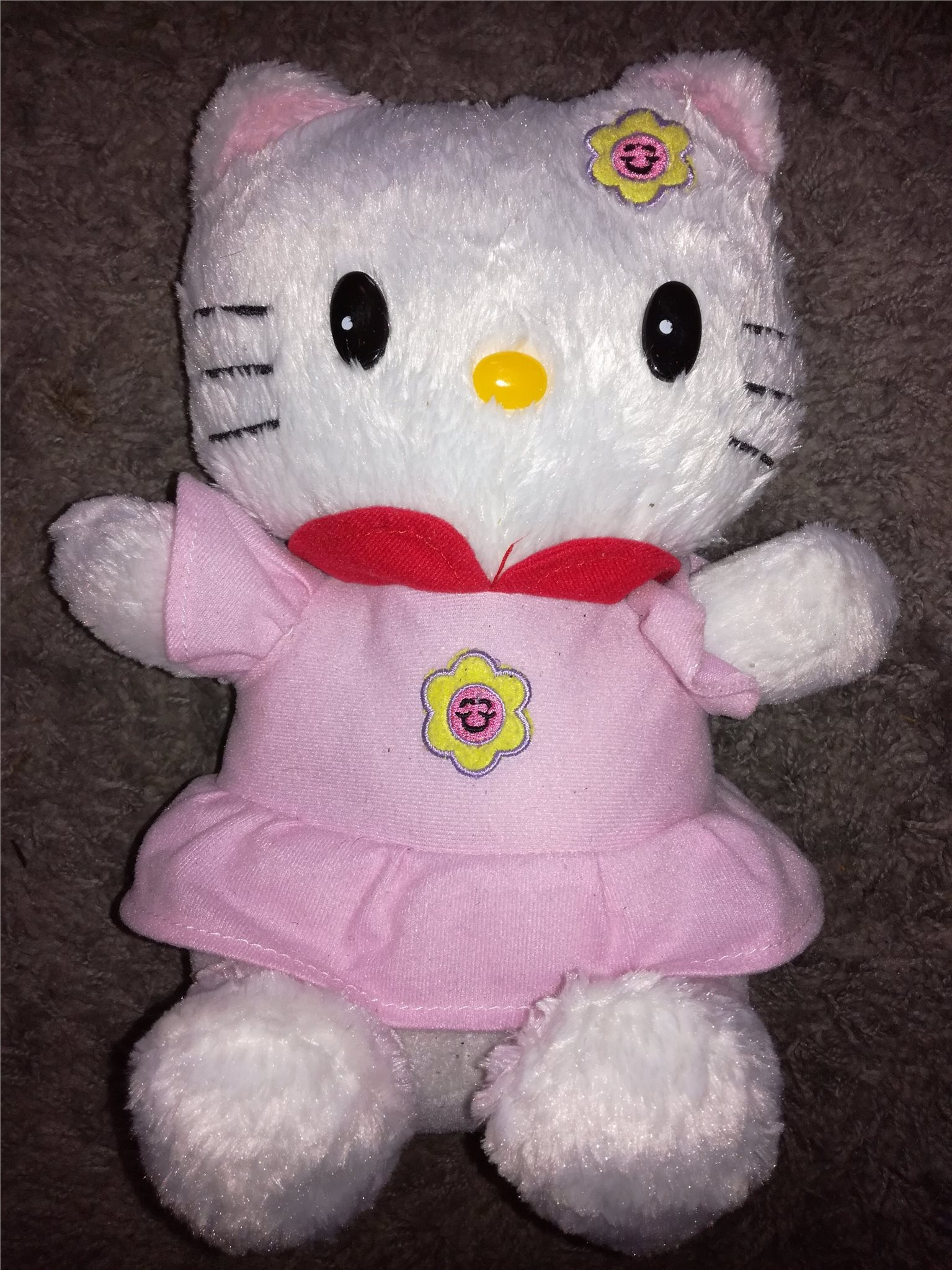 hello kitty nalle