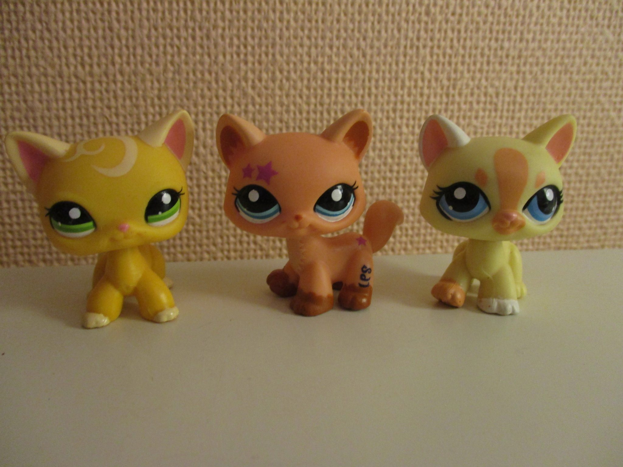 LPS littlest Pet shop djur