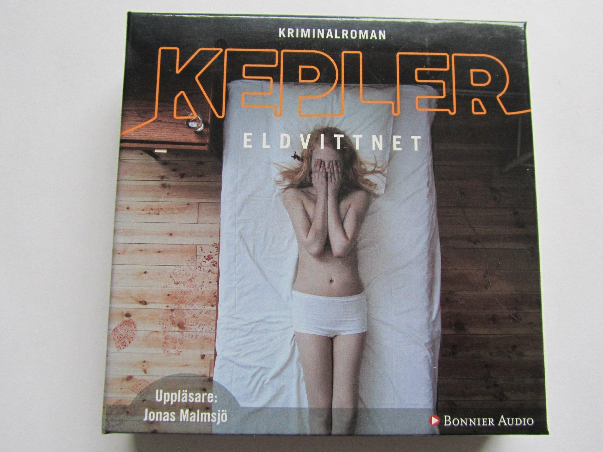 Lars Kepler Eldvittnet .