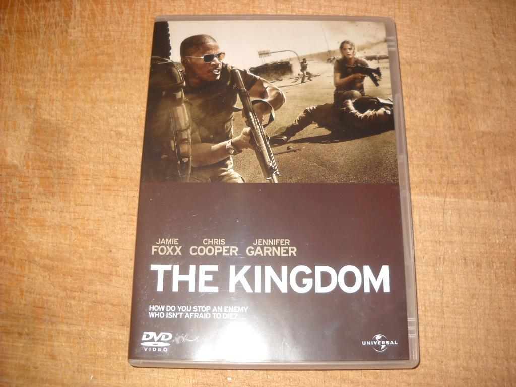 "The Kingdom ""Jamie Foxx,Chris Cooper,Jennifer Garner"""