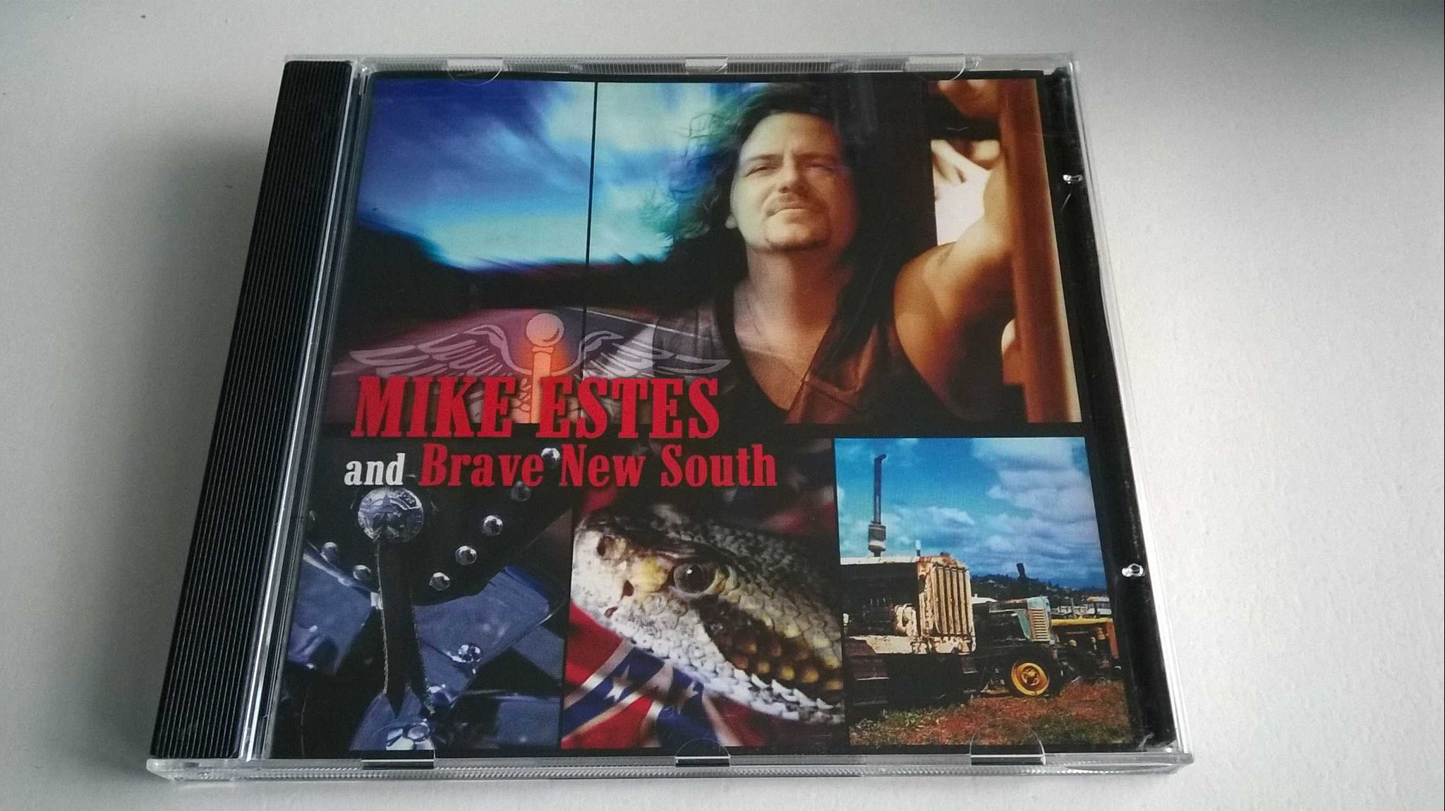 Mike Estes And Brave New South, CD, Album