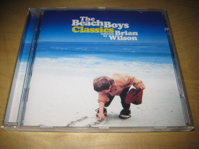 BEACH BOYS - CLASSICS. SELECTED BY BRIAN WILSON.