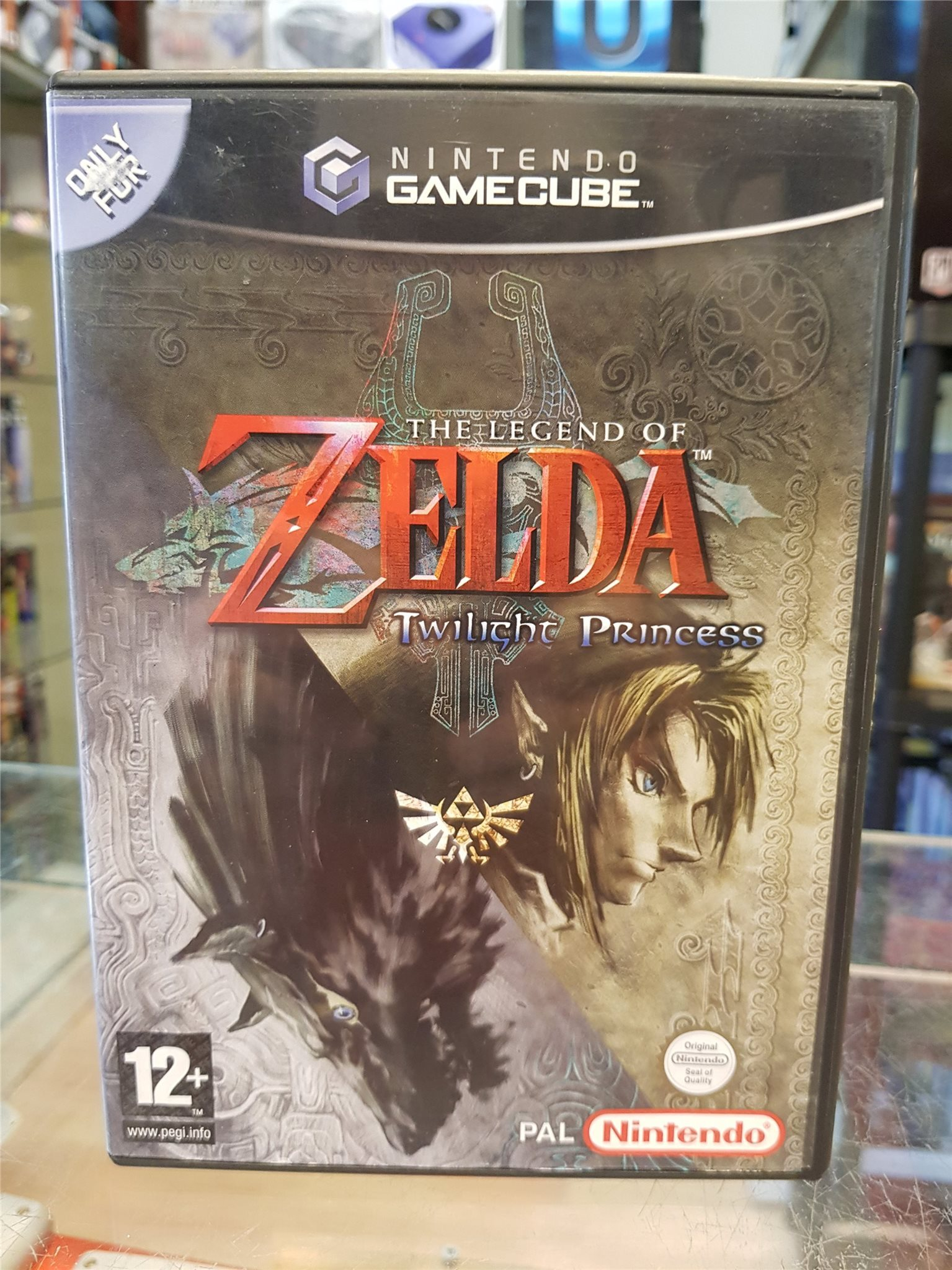 The Legend of Zelda Twilight Princess / GC / PAL / Komplett /