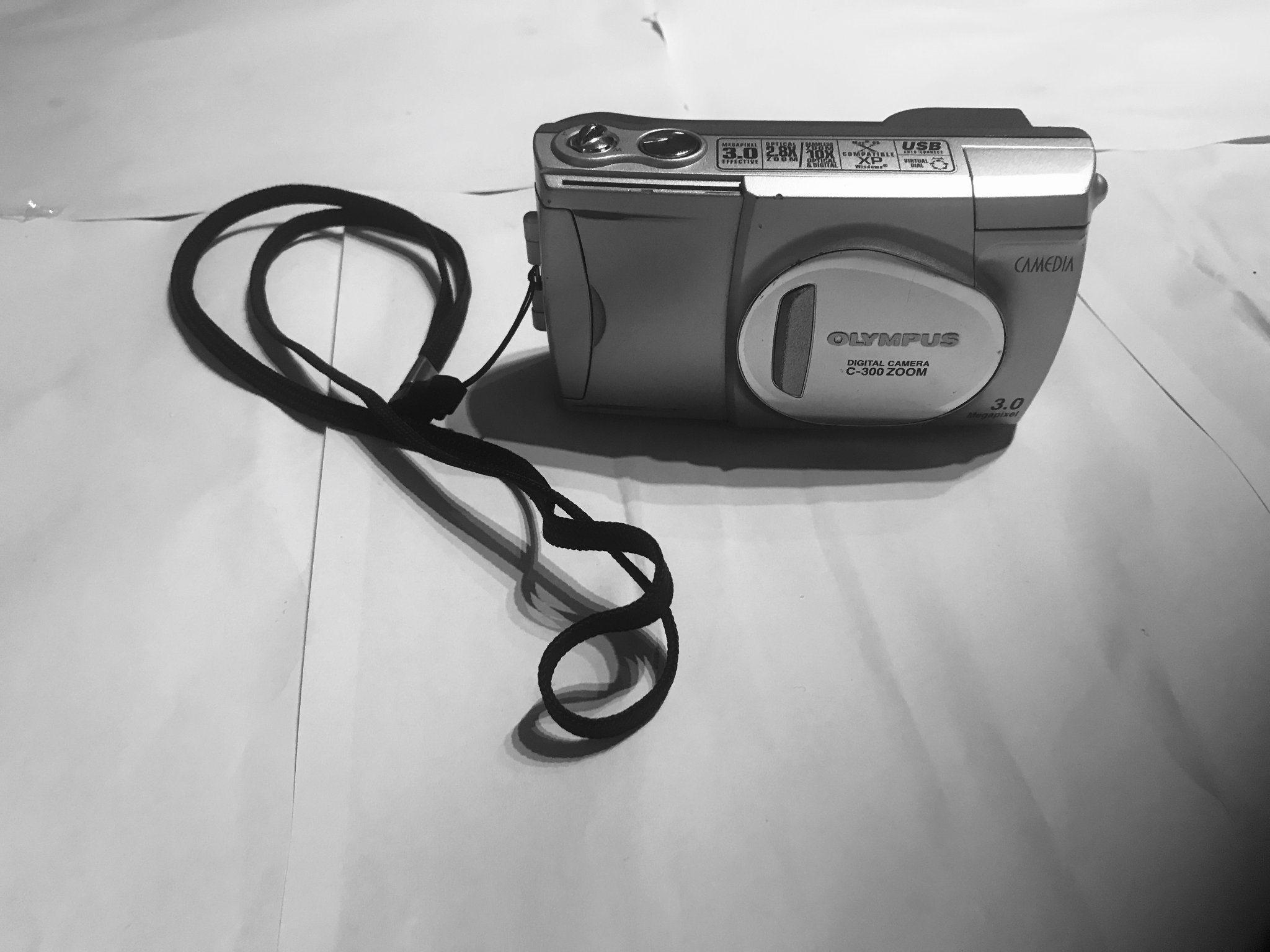 innovative design 6cc70 3489d Digitalkamera Olympus C-300 Optisk 3.0lMpixel 2.8x Optisk Zoom Otestad!
