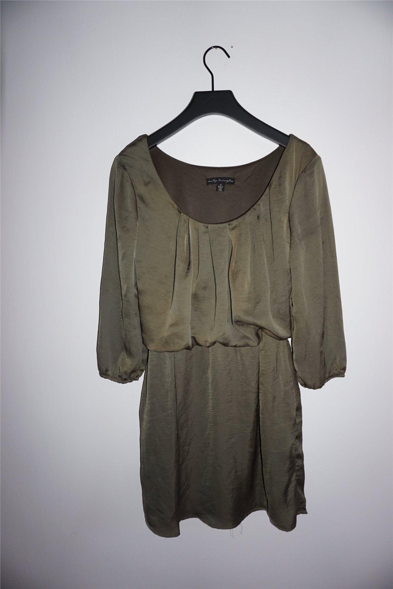 7af34ea33437 Superfin grön klänning från City Triangles. Str.. (329992896) ᐈ Köp ...