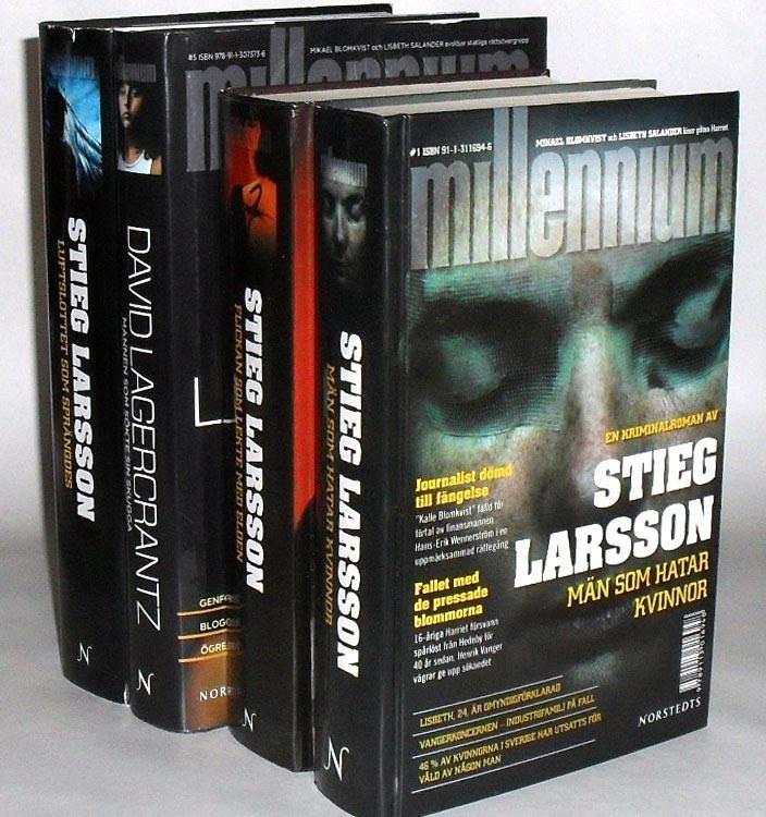 Stieg Larsson 4