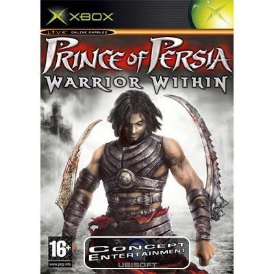 PRINCE OF PERSIA - WARRIOR WITHIN (komplett) till Microsoft Xbox