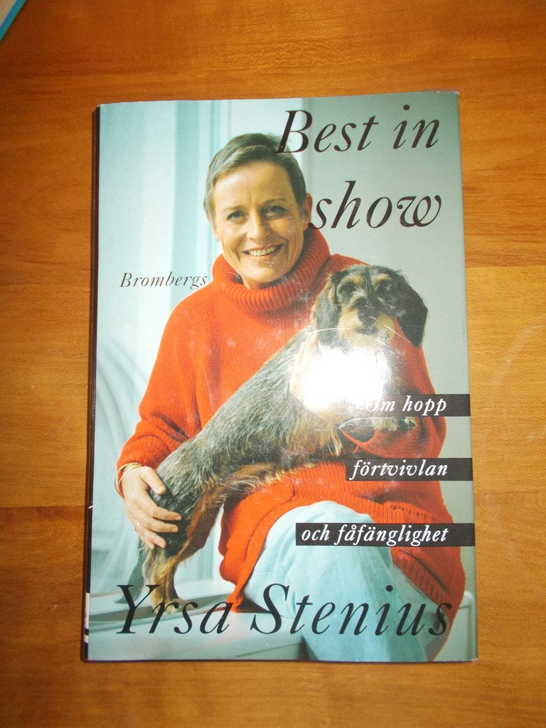 Best in show - Yrsa Stenius