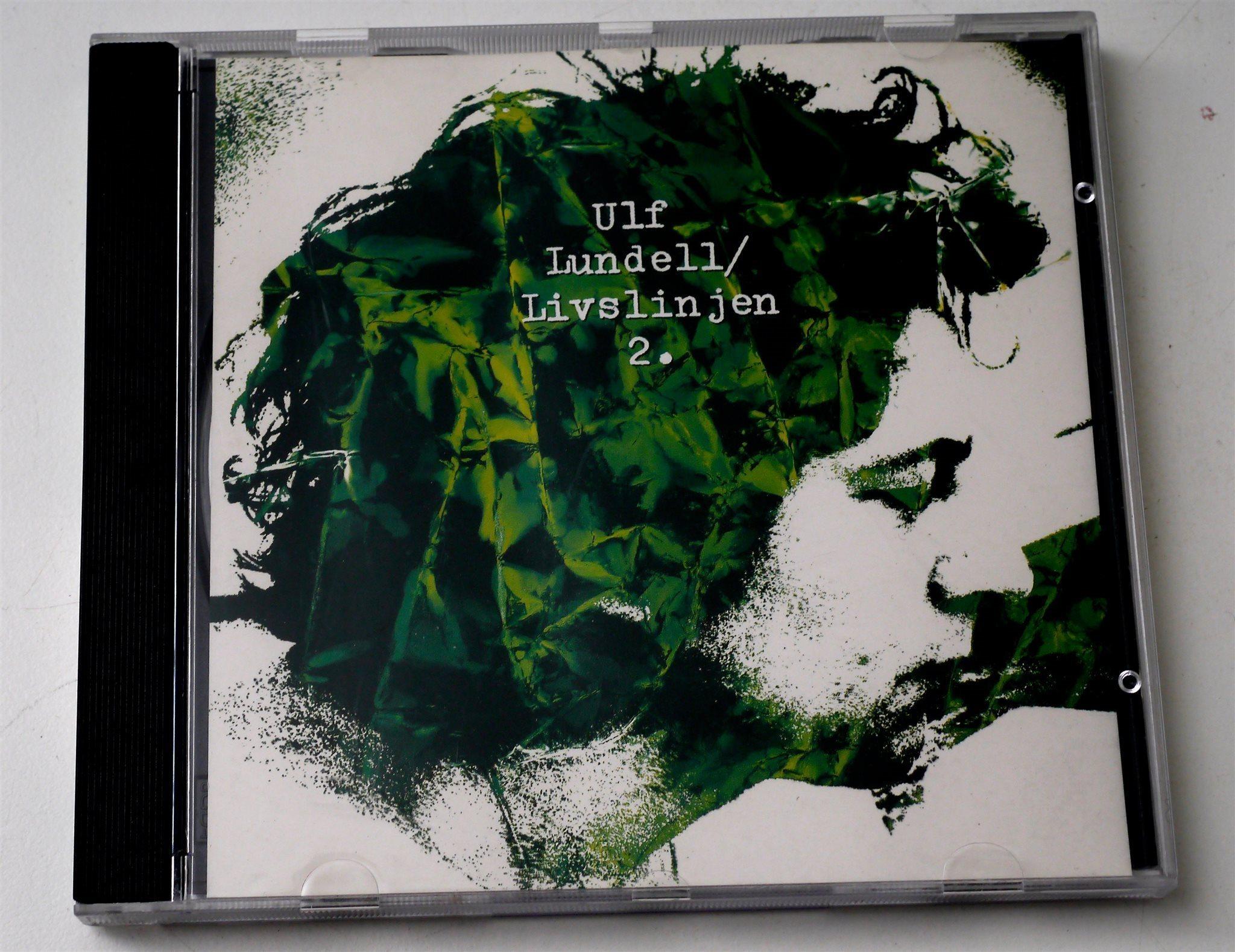 Ulf Lundell   Livslinjen 2 CD (328901868) ᐈ Köp på Tradera fe2c86add9374