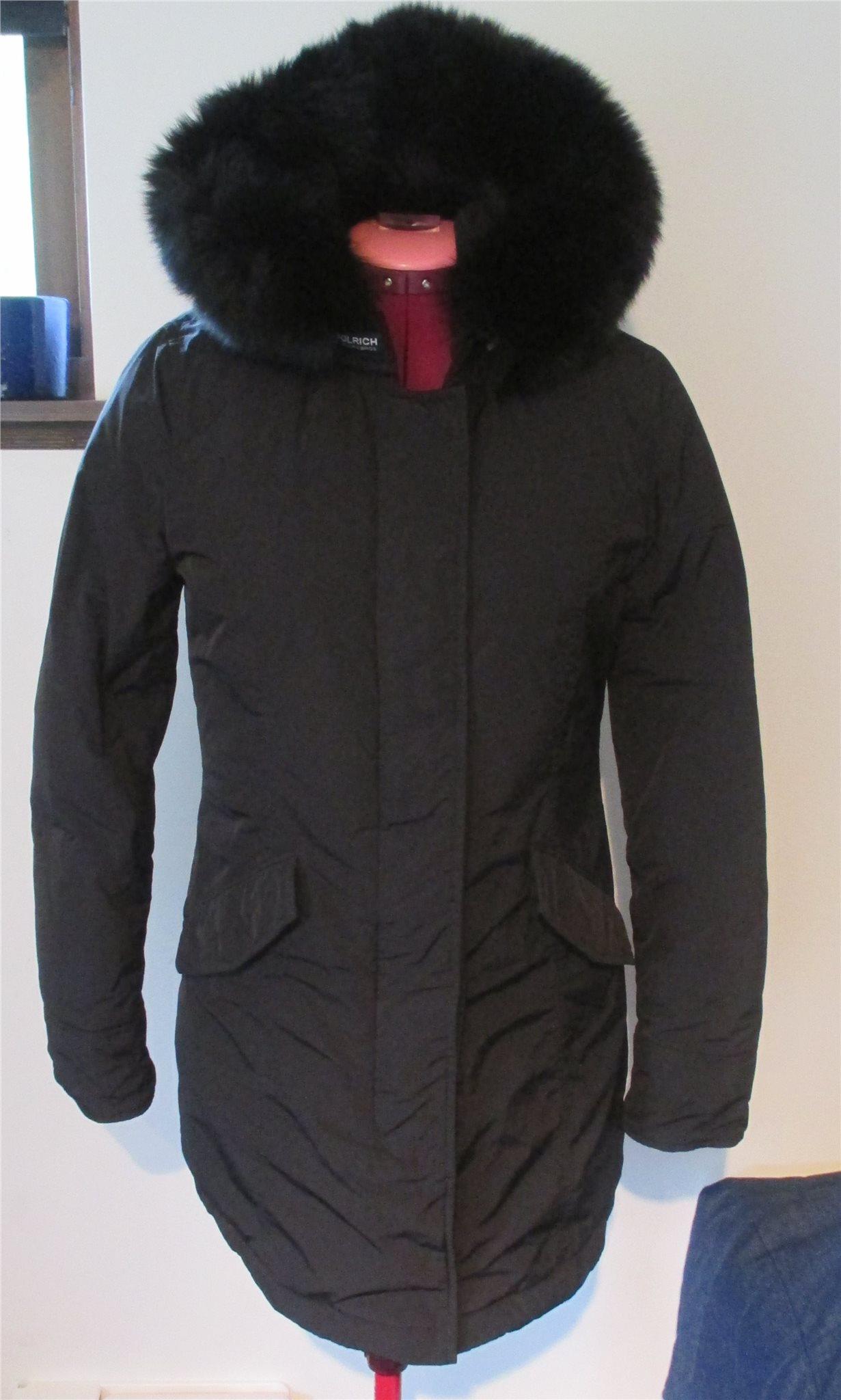 Black Woolrich Woolrich Parka Luxury Luxury qr01YY5xwI ff7a2c676dc