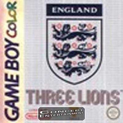 THREE LIONS till Nintendo Game Boy Color