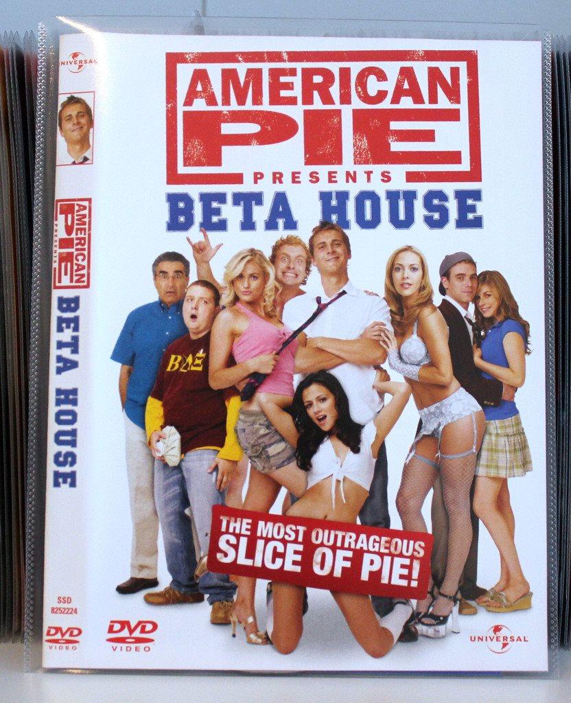 American Pie 6 Presents Beta House 2007 american pie presents beta house 2007 dvd (plas.. (319243664