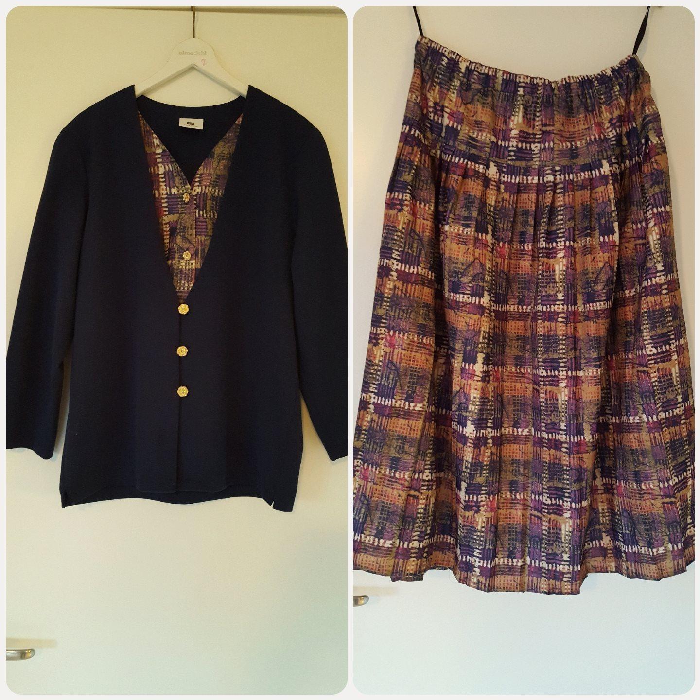 Dress. Kavaj + kjol (335748841) ᐈ Köp på Tradera