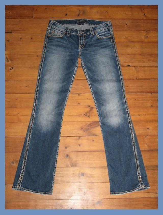 Fina mellanblå JEANS från NEW YORK - Bootcut   .. (338722179) ᐈ Köp ... 3342cc355d61e