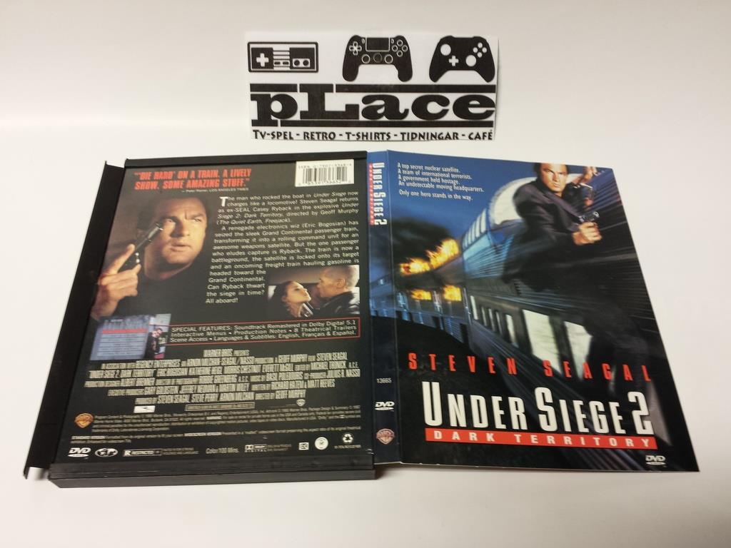 Under Siege 2 ( Region 1 ) DVD