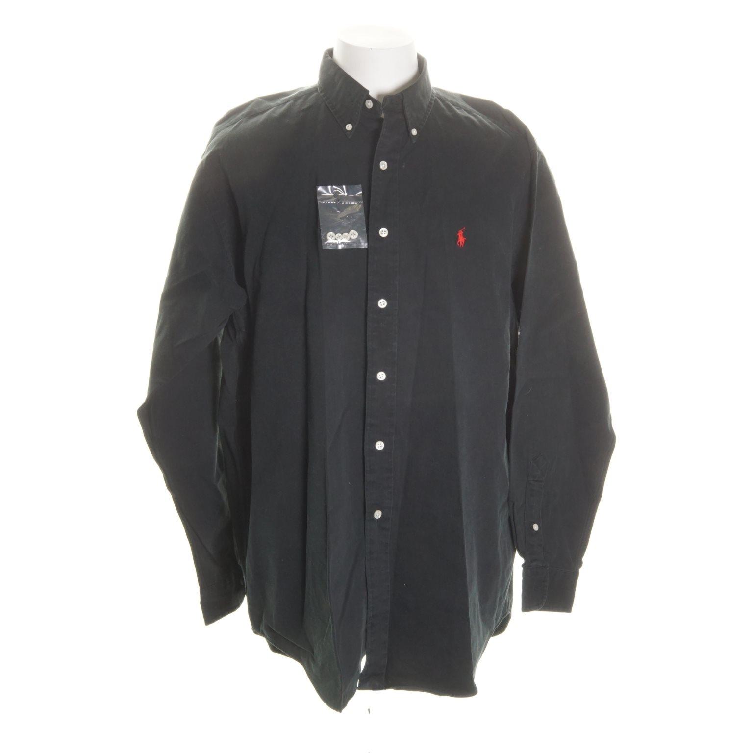 ralph lauren skjorta svart