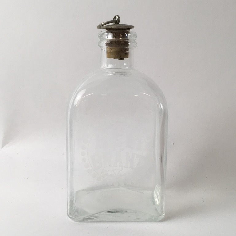 plastkork till glasflaska