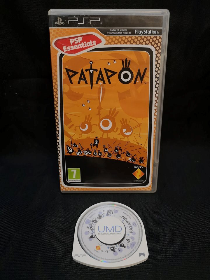Patapon / PSP / Sony / Playstation.