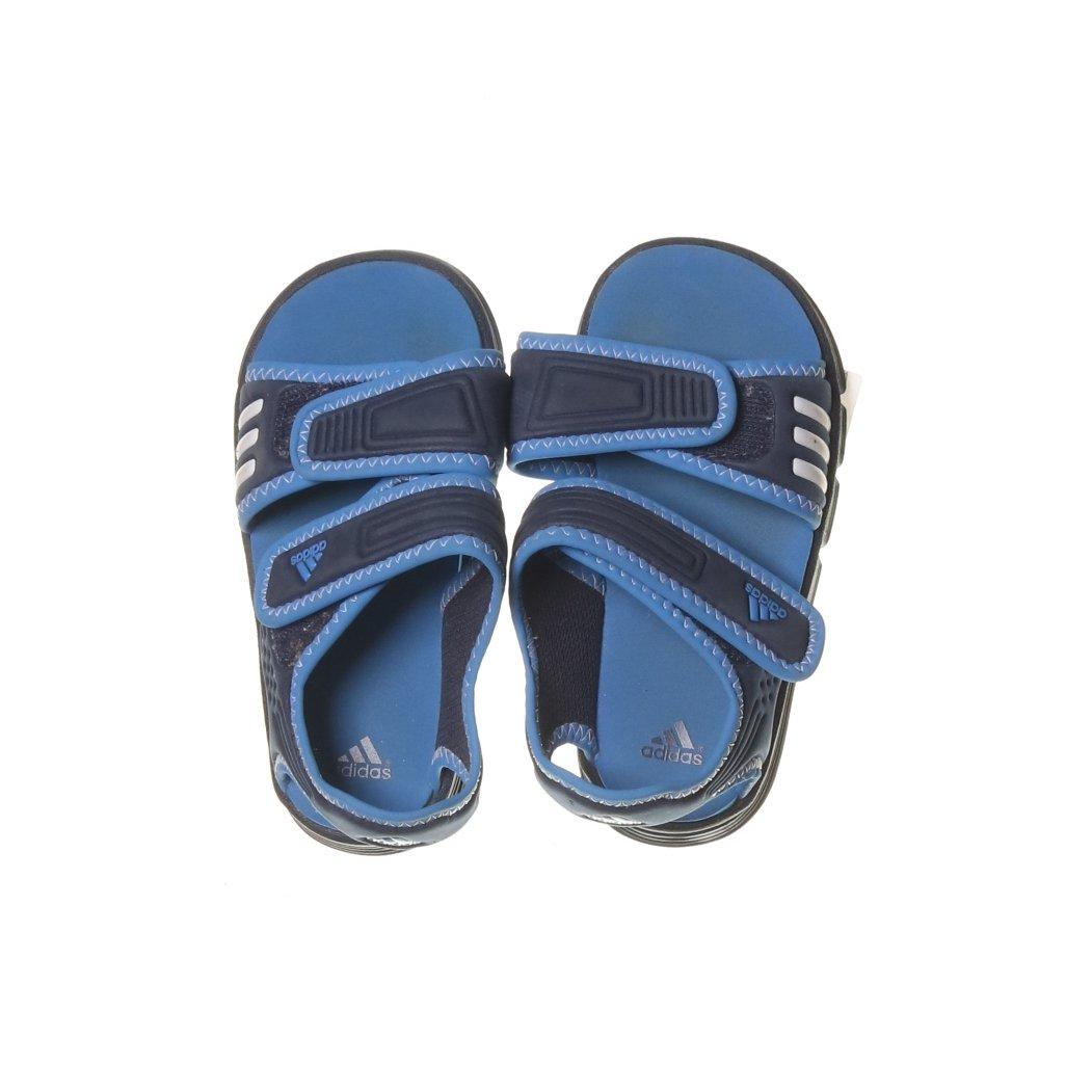 Adidas, Sandaler, Strl: 33, Blå