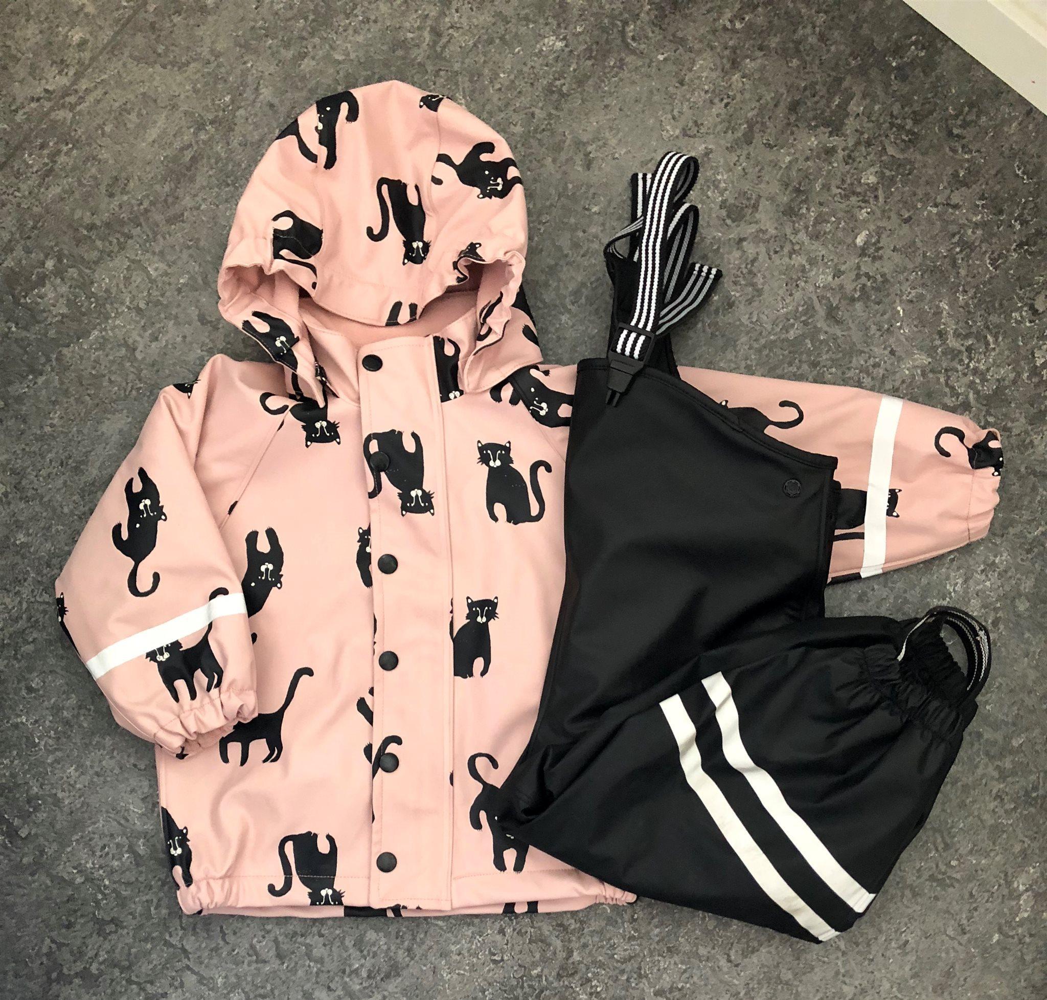 regnkläder barn hm