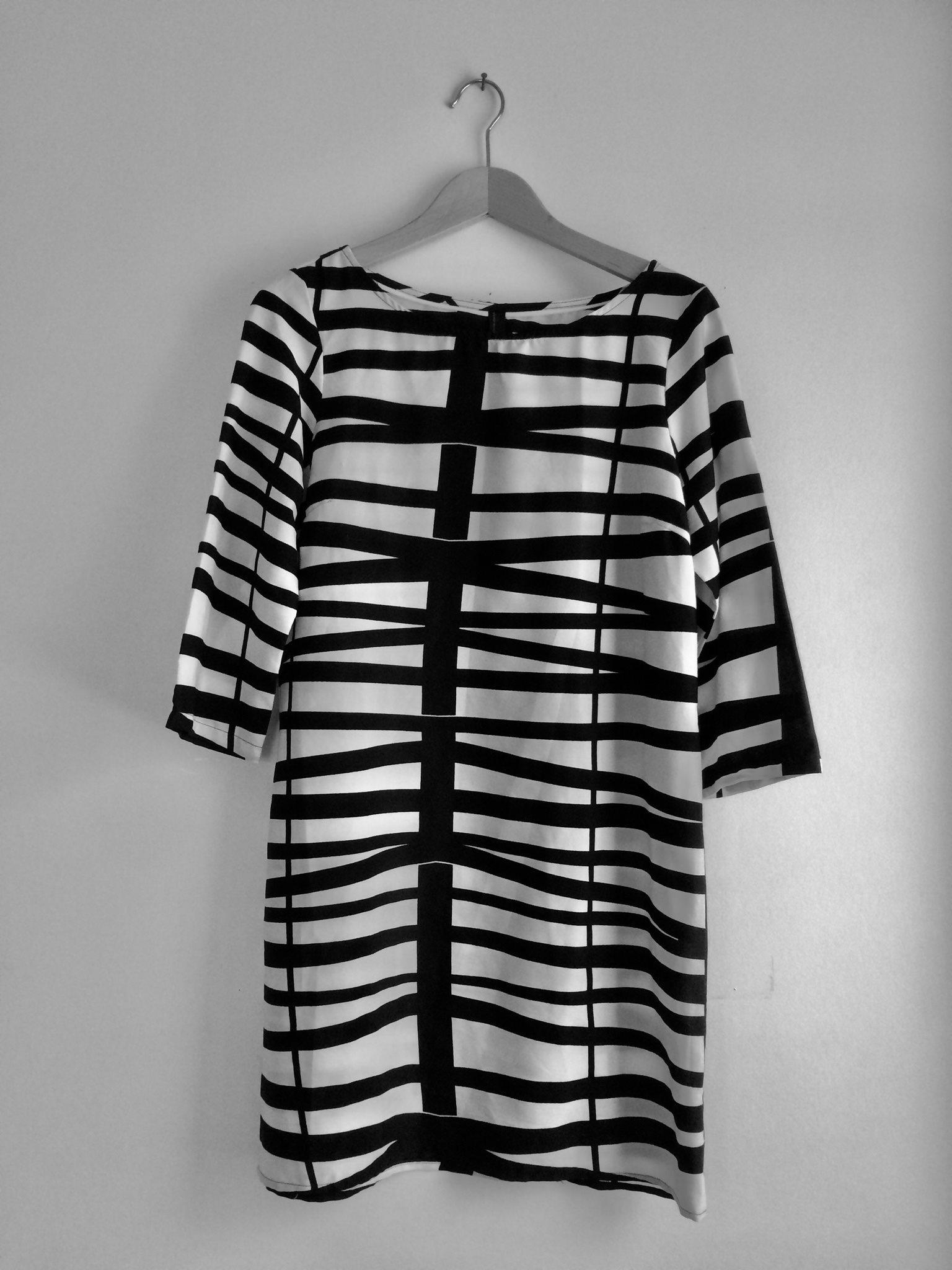 c32bade63ab2 Snygg mönstrad klänning S Vero Moda (337357473) ᐈ Köp på Tradera