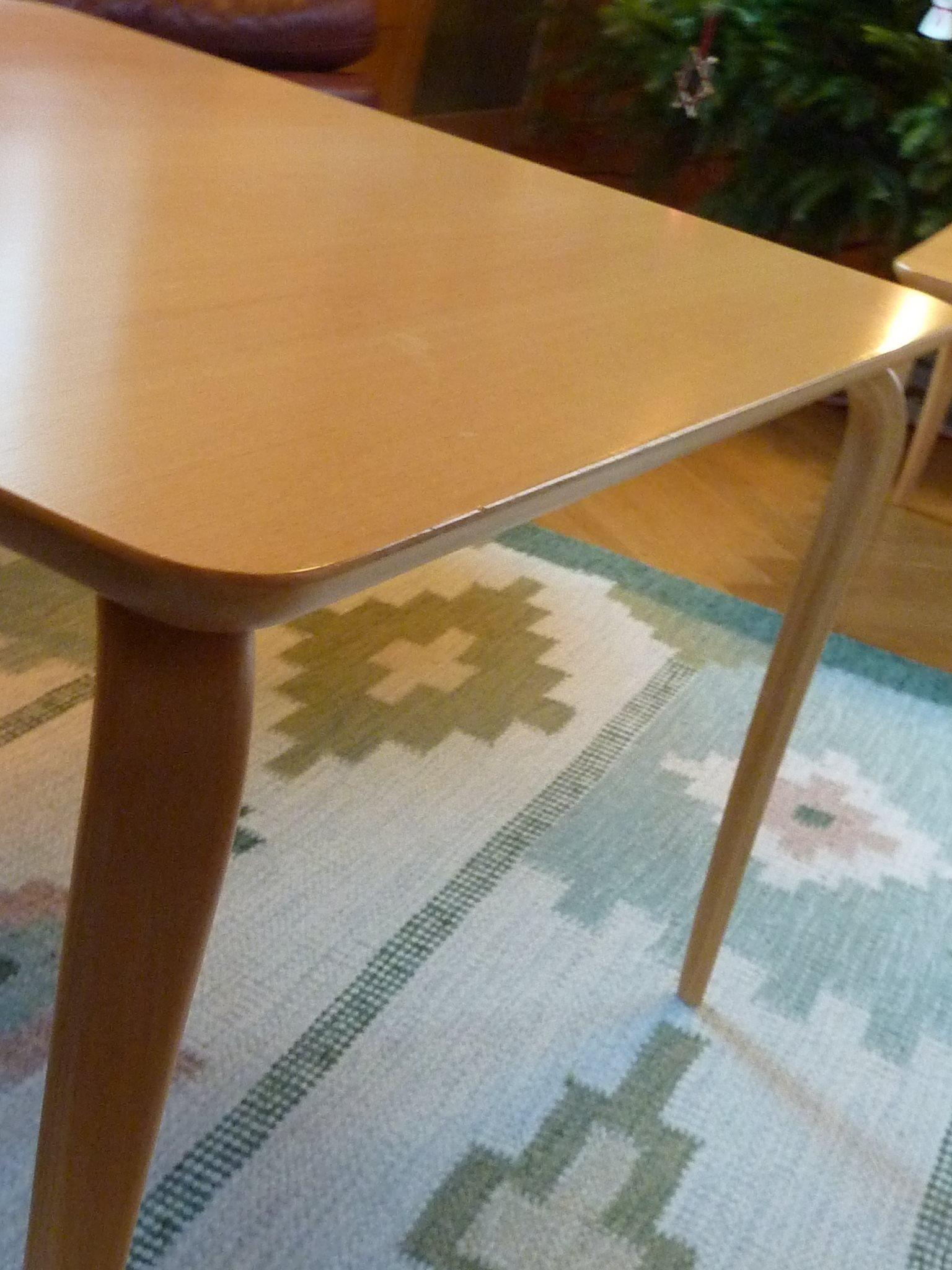 Unika Bruno Mathsson, sats-/soffbord Annika i ask (352455579) ᐈ Köp på DU-65