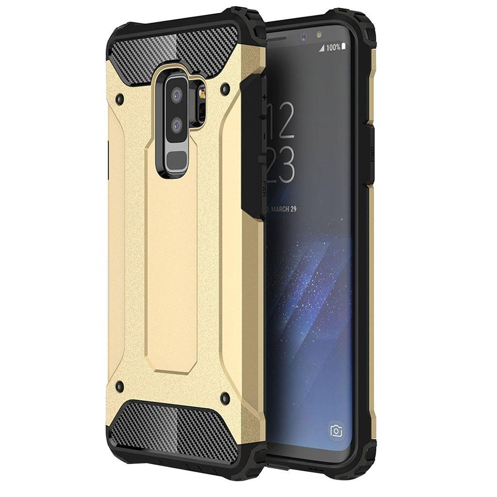 Samsung S9 Plus Pansar Skal Guld (OBS .. (329985123) ᐈ jfwtrade1 på ... c41dca944775f