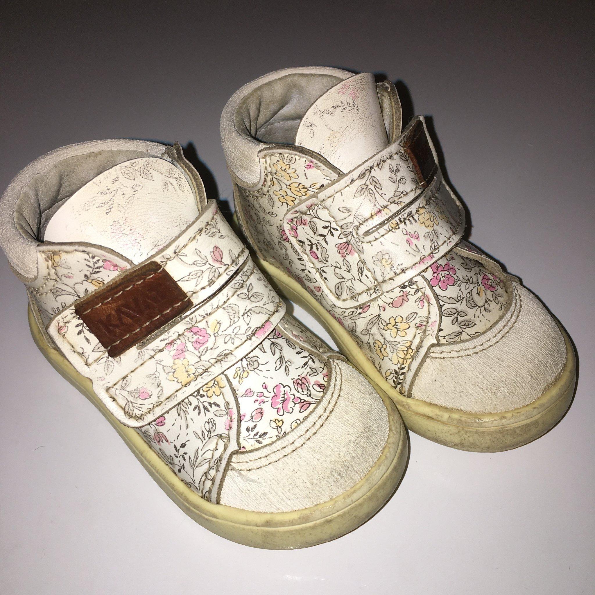 Kavat Fiskeby skor (sneakers), storlek 21