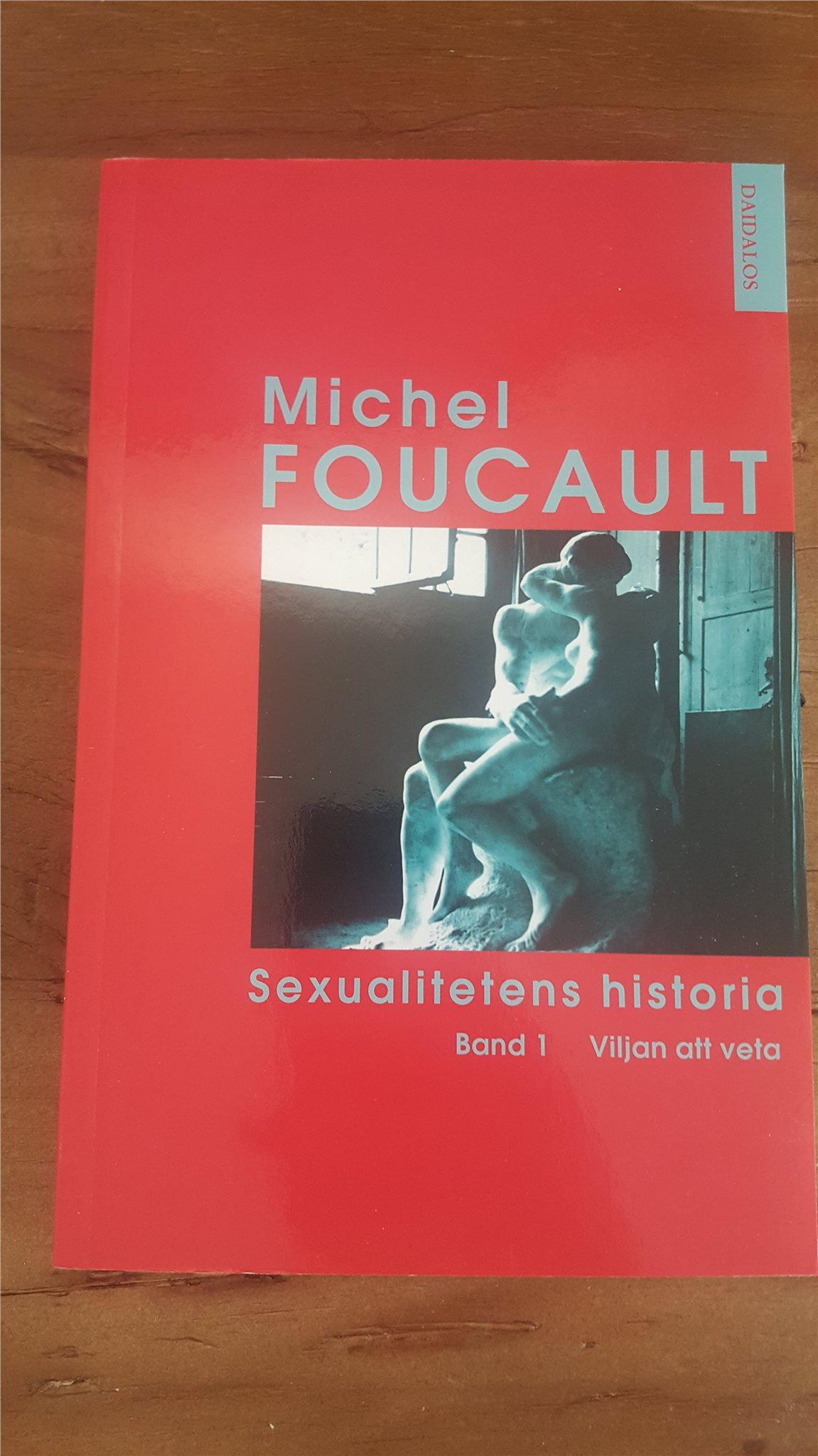 Sexualitetens historia viljan att veta