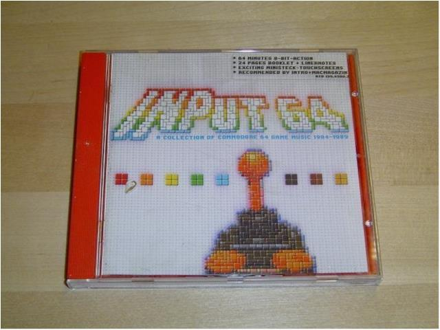 Input 64 Soundtrack Musik Commodore 64 C64 *NYTT*