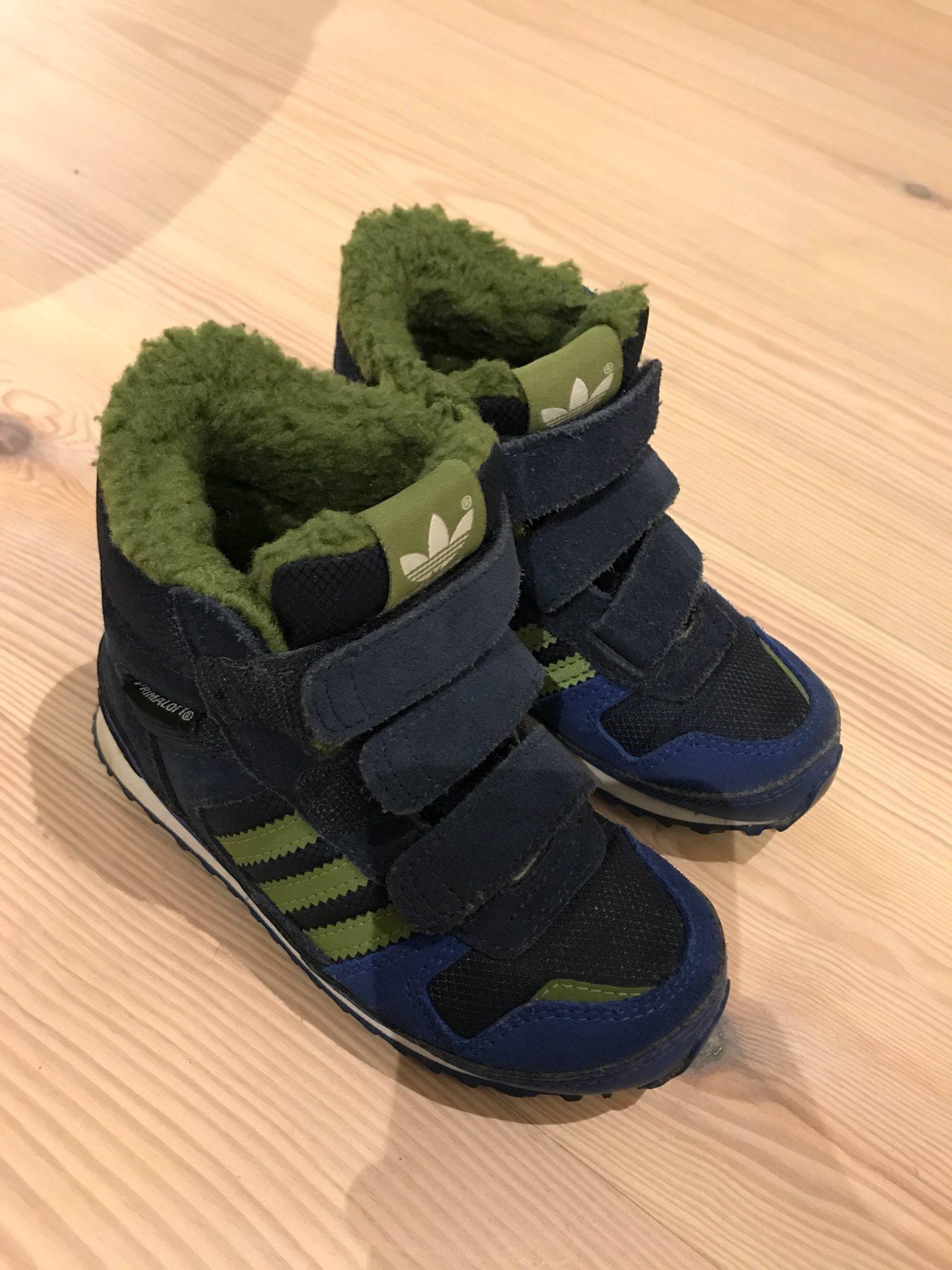 fodrade adidas skor