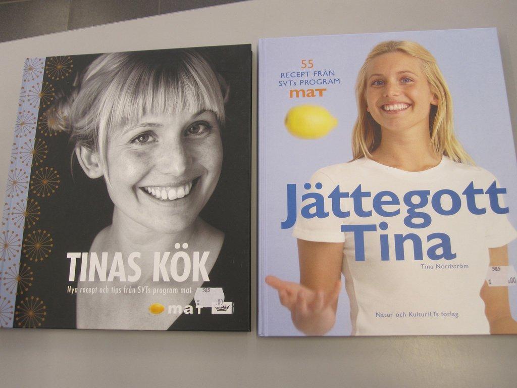 tina nordström böcker