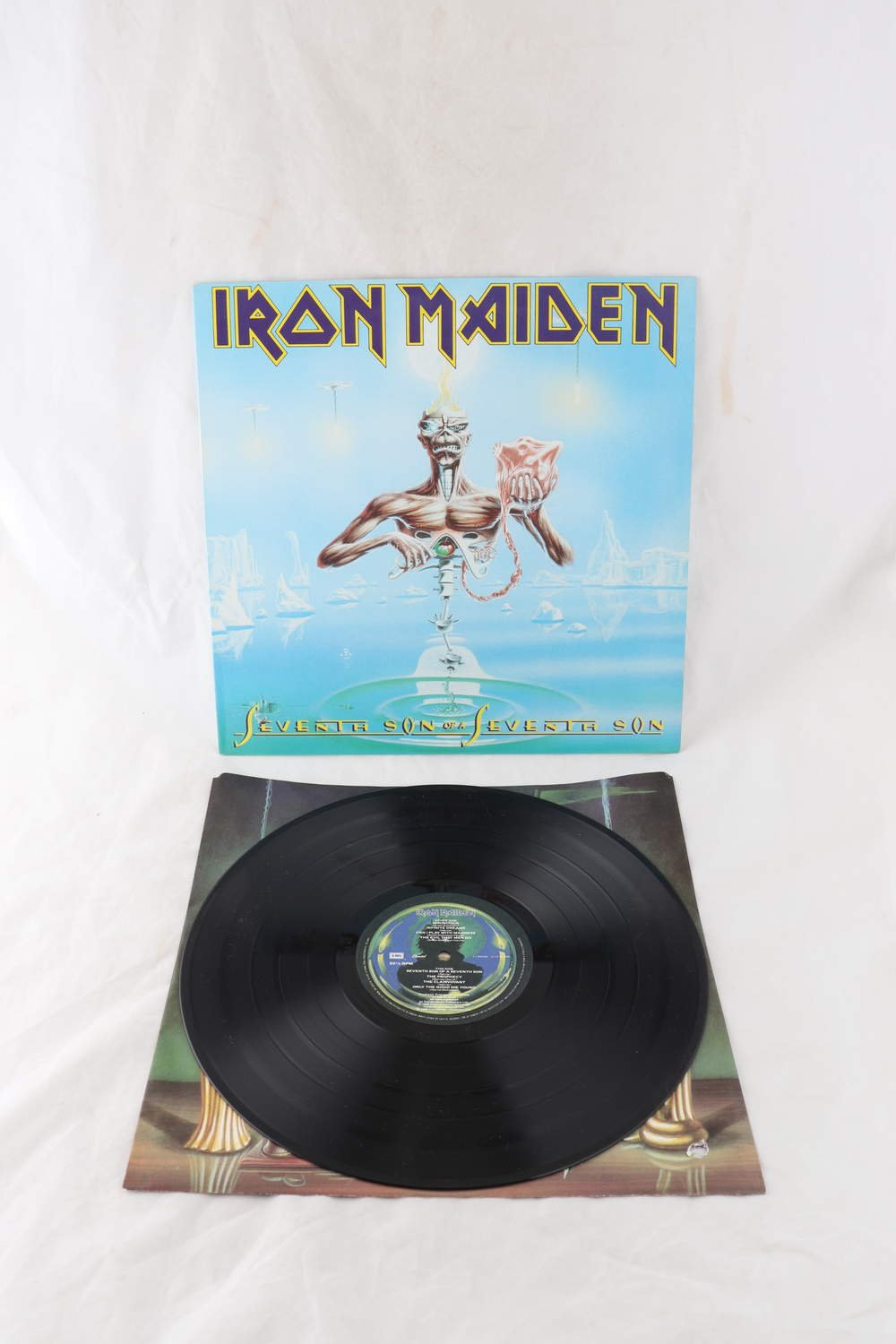 Vinyl, Iron Maiden, Seventh Son of a Seventh Son