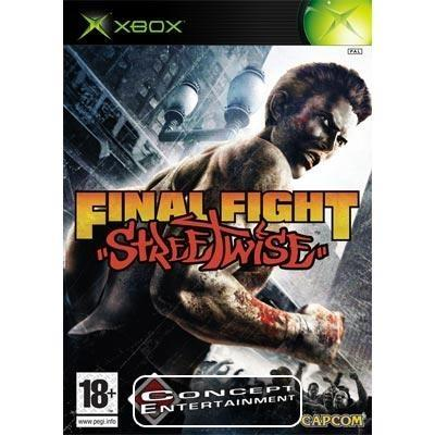 FINAL FIGHT STREETWISE (Nytt) till Microsoft Xbox