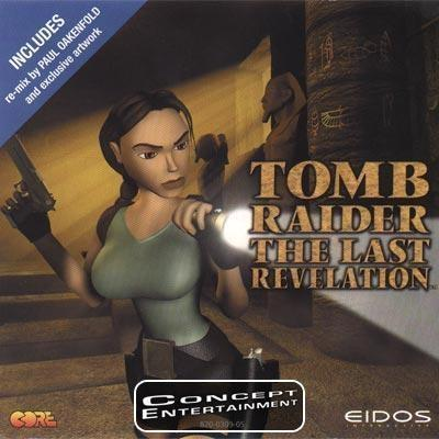 TOMB RAIDER - THE LAST REVELATION (komplett) till Sega Dreamcast