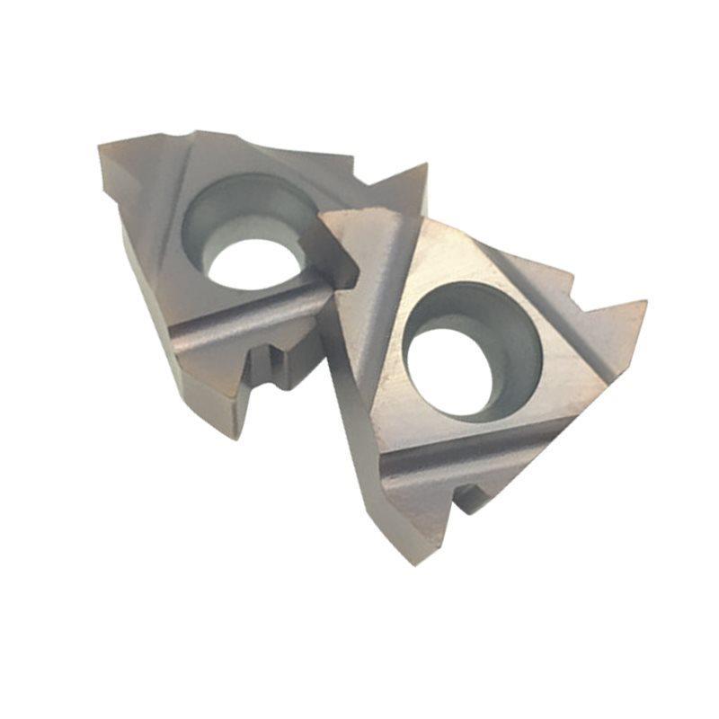 5 st Korloy  MMT16 ER  AG60 Vändskär / hårdmetallskär / Carbide inserts
