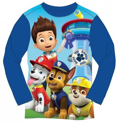 Paw patrol Långärmad tröja T shirt strl 98 Skol.. (336977969
