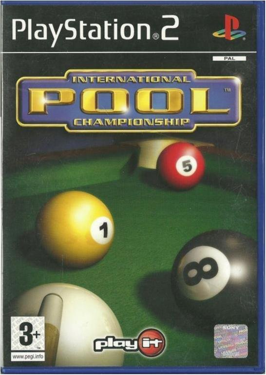 International pool championship - Komplett