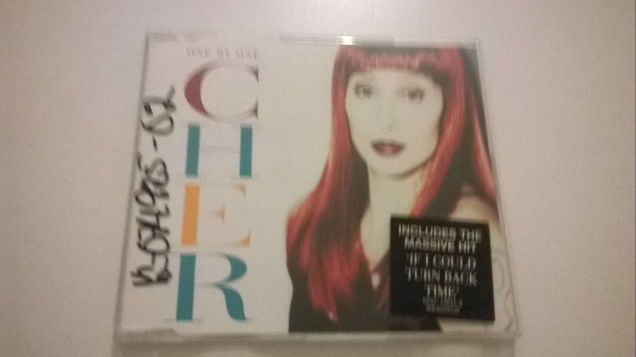 Cher - One by one, CD album