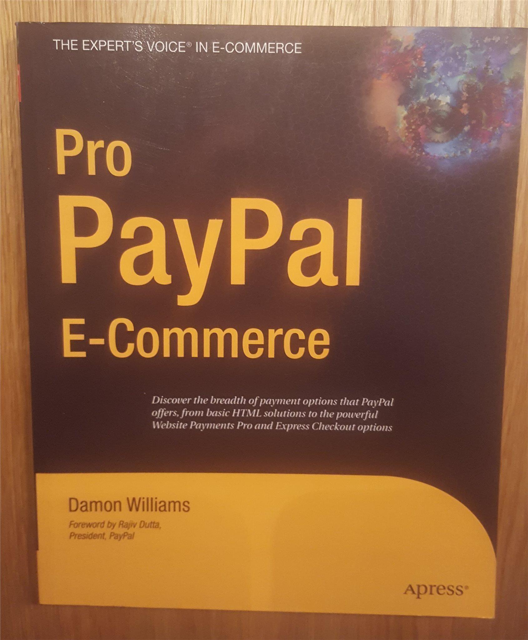 Damon Williams - Pro PayPal E-Commerce