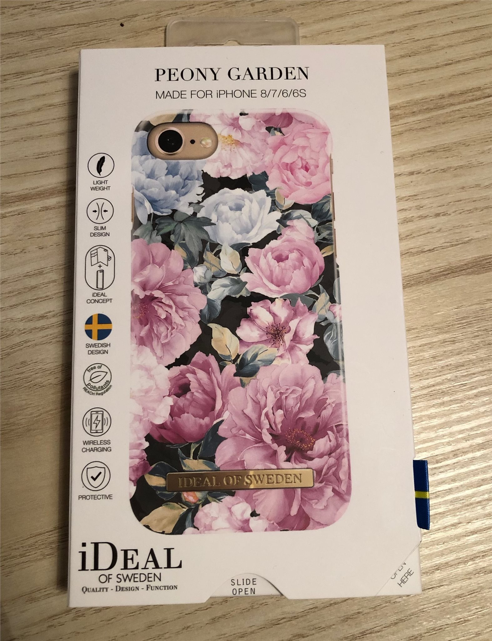 Ideal Of Sweden skal - Iphone 8 7 6 6S - Peony .. (338152988) ᐈ Köp ... 4acce25091a3a