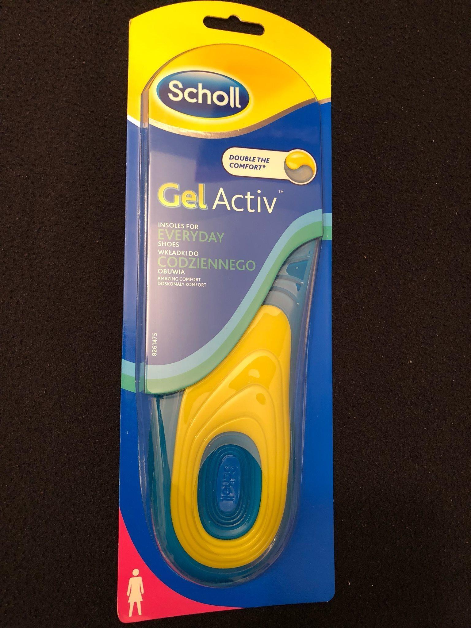 2411945358f Gel activ sula. Scholl GelActiv Sulor Everyday Heels